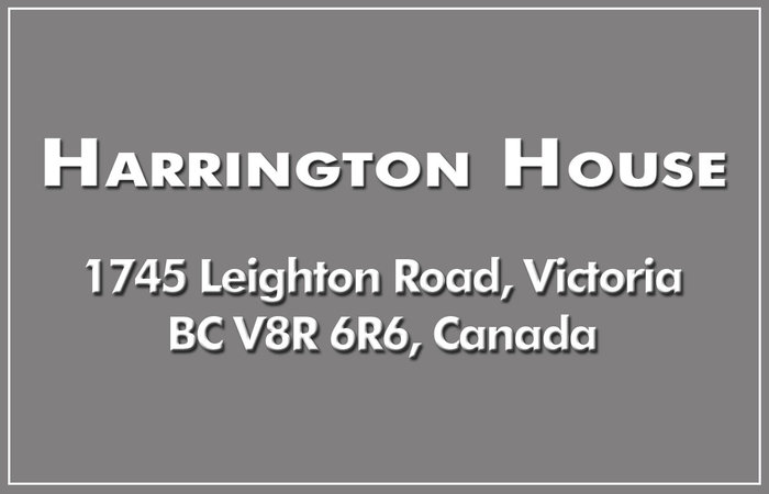 Harrington House 1745 Leighton V8R 6R6