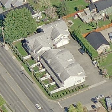 1441 Hillside Victoria BC Birds Eye View!