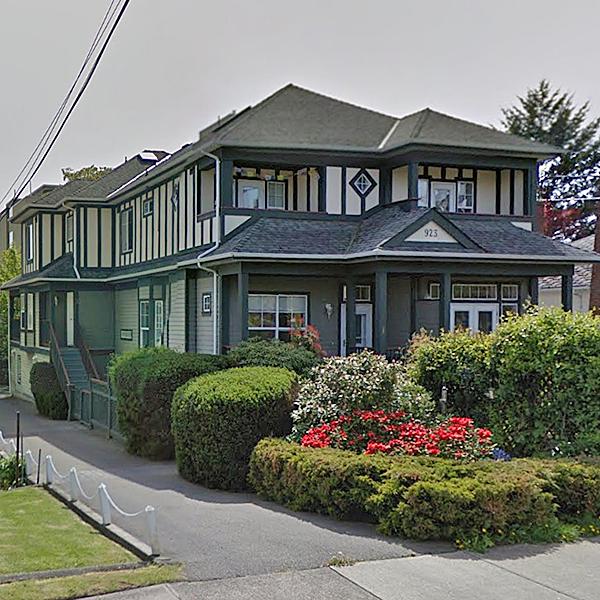 923 McClure St, Victoria, BC!