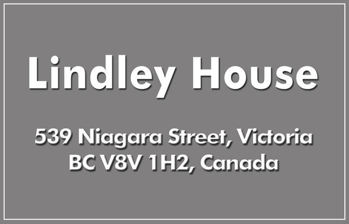 Lindley House 539 Niagara V8V 1H2