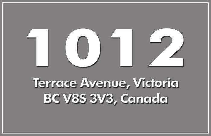 1012 Terrace 1012 Terrace V8S 3V3
