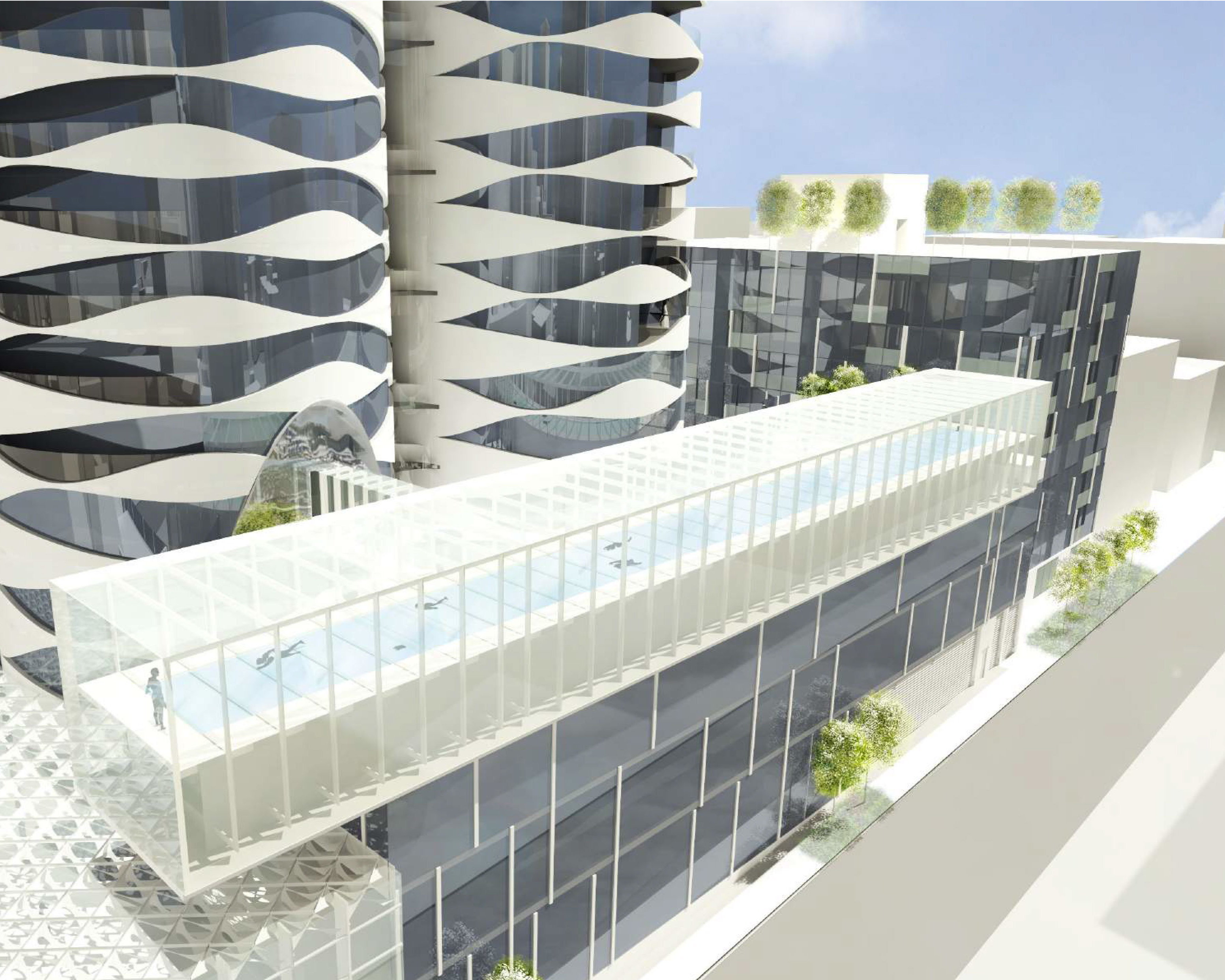 Rendering of Burrard and Nelson Development!