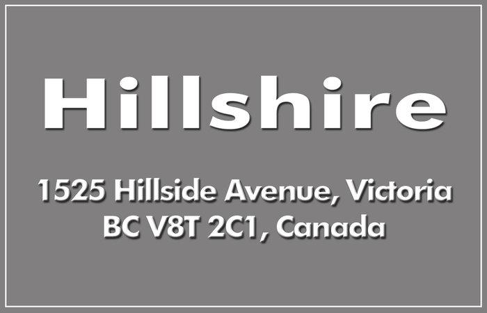 Hillshire 1525 Hillside V8T 2C1