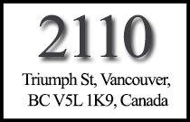 2110 Triumph 2110 Triumph V5L 1K9