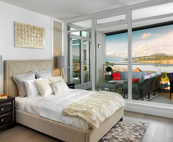 1151 Sunset Dr, Kelowna, BC V1Y 9R7, Canada Bedroom!