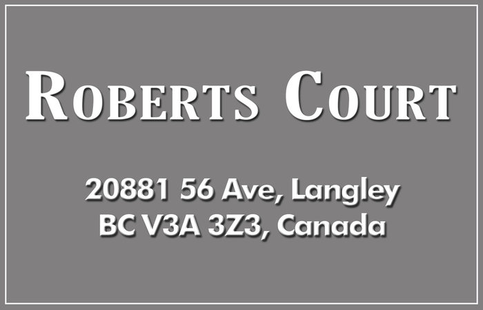 Roberts Court 20881 56TH V3A 3Z3