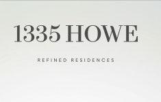 1335 Howe 1335 Howe V2Z 1R7