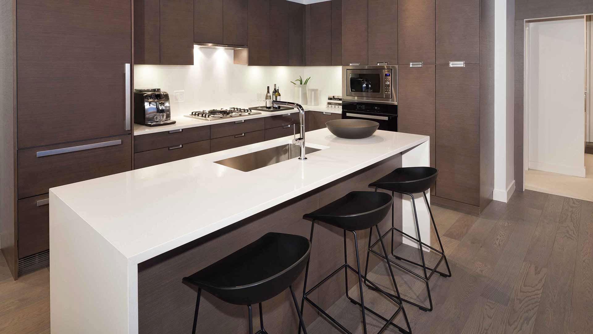 Kitchen Dark Design!