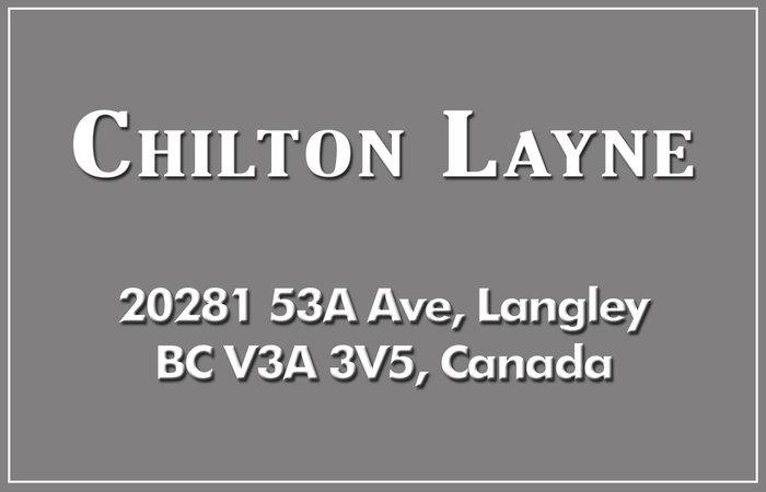 Chilton Layne 20281 53A V3A 3V6