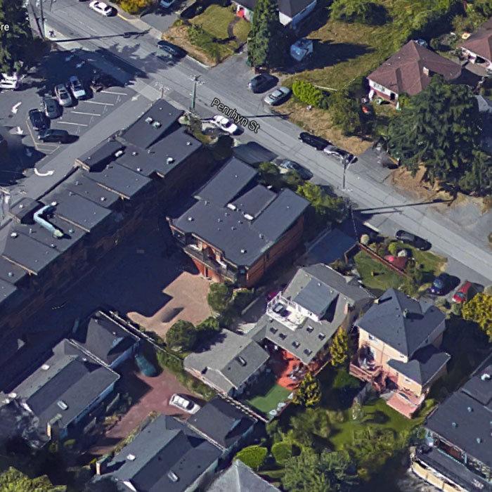 2591 Penrhyn Street, Saanich, BC V8N 1G4, Canada aerial view!