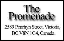 The Promenade 2589 Penrhyn V8N 1G4