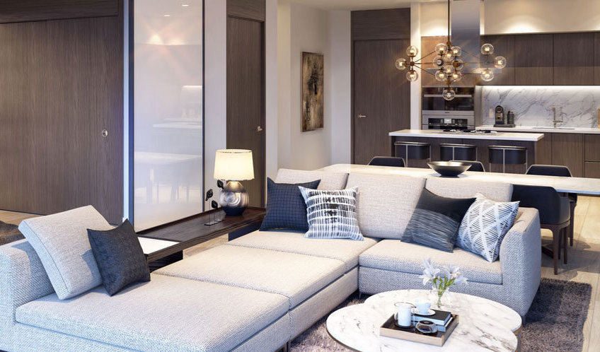 Avenue One Display Suite!