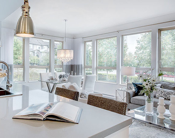 8360 Delsom Way, Delta, BC V4C, Canada Rendering Living Area!