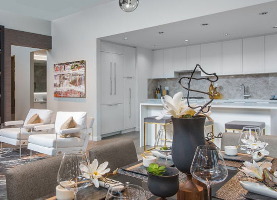 118 Carrie Cates Ct, North Vancouver, BC V7L 0B2, Canada Dining Area!