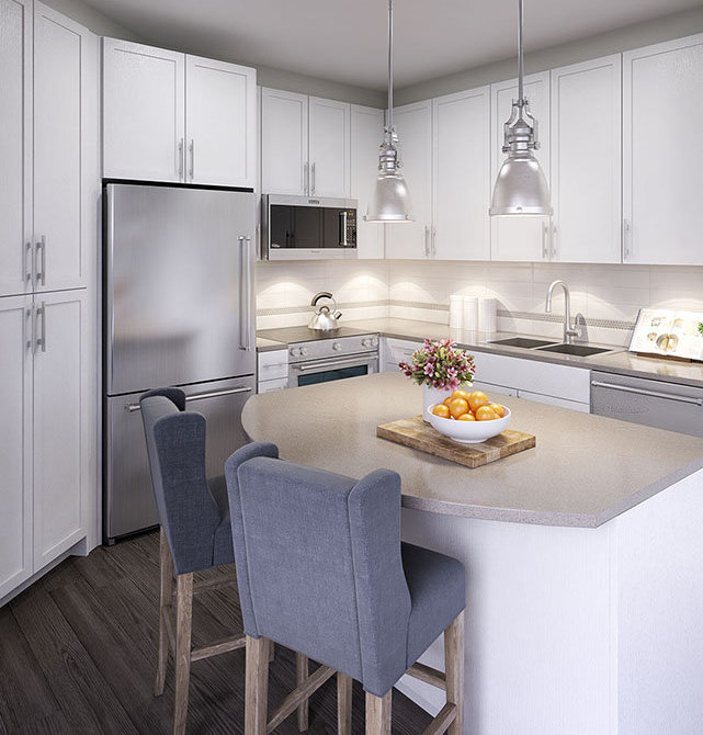 8360 Delsom Way, Delta, BC V4C, Canada Rendering Kitchen Area!