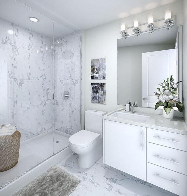 8360 Delsom Way, Delta, BC V4C, Canada Rendering Bathroom Area!
