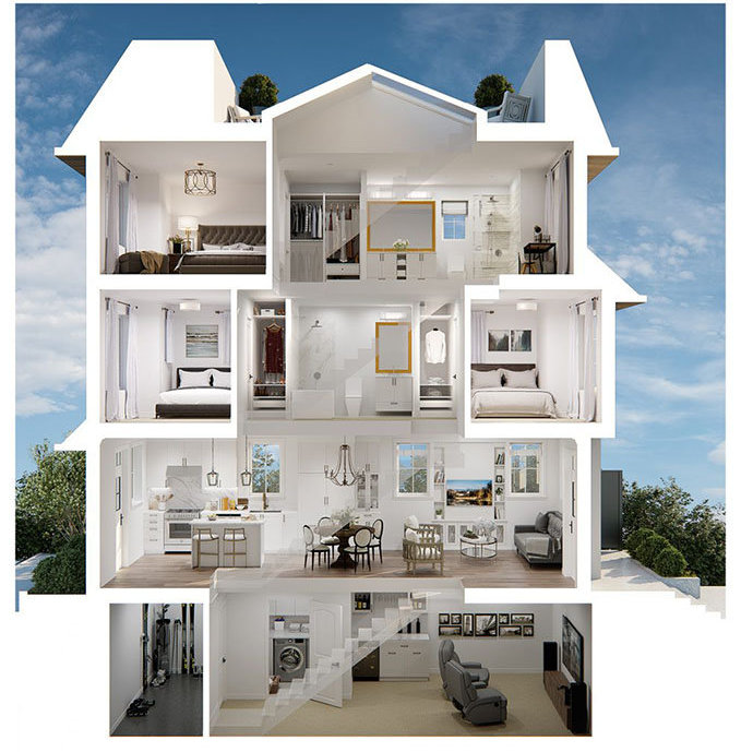 441 W 63rd Ave, Vancouver, BC V5X 2J3, Canada Model!