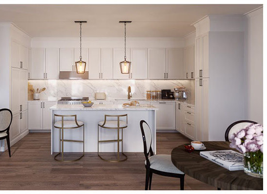 441 W 63rd Ave, Vancouver, BC V5X 2J3, Canada Kitchen!