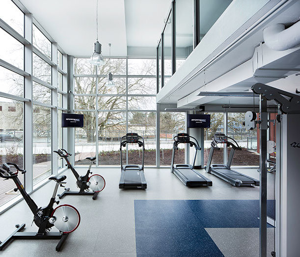 7008 River Parkway, Richmond, BC V6X 1Z9, Canada Exercise Centre!