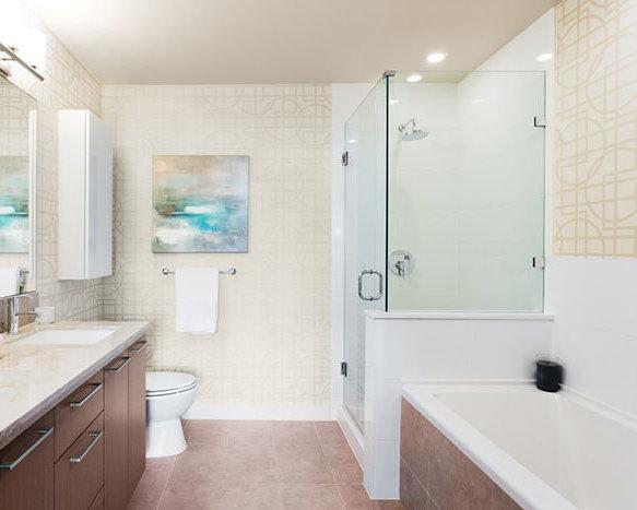 5311 Cedarbridge Way, Richmond, BC  V7C 0A3, Canada Bathroom!