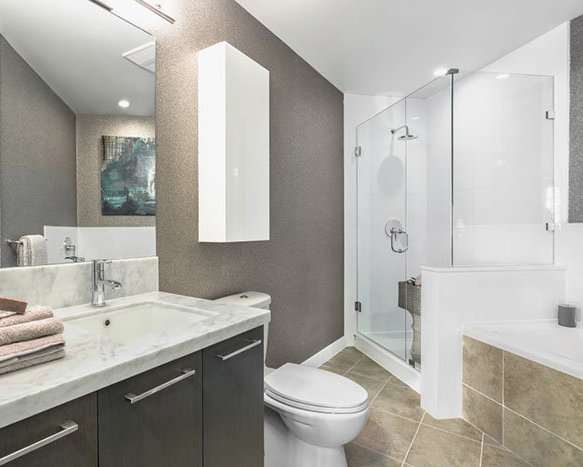 5399 Cedarbridge Way, Richmond, BC V6X 1Z9, Canada Bathroom!