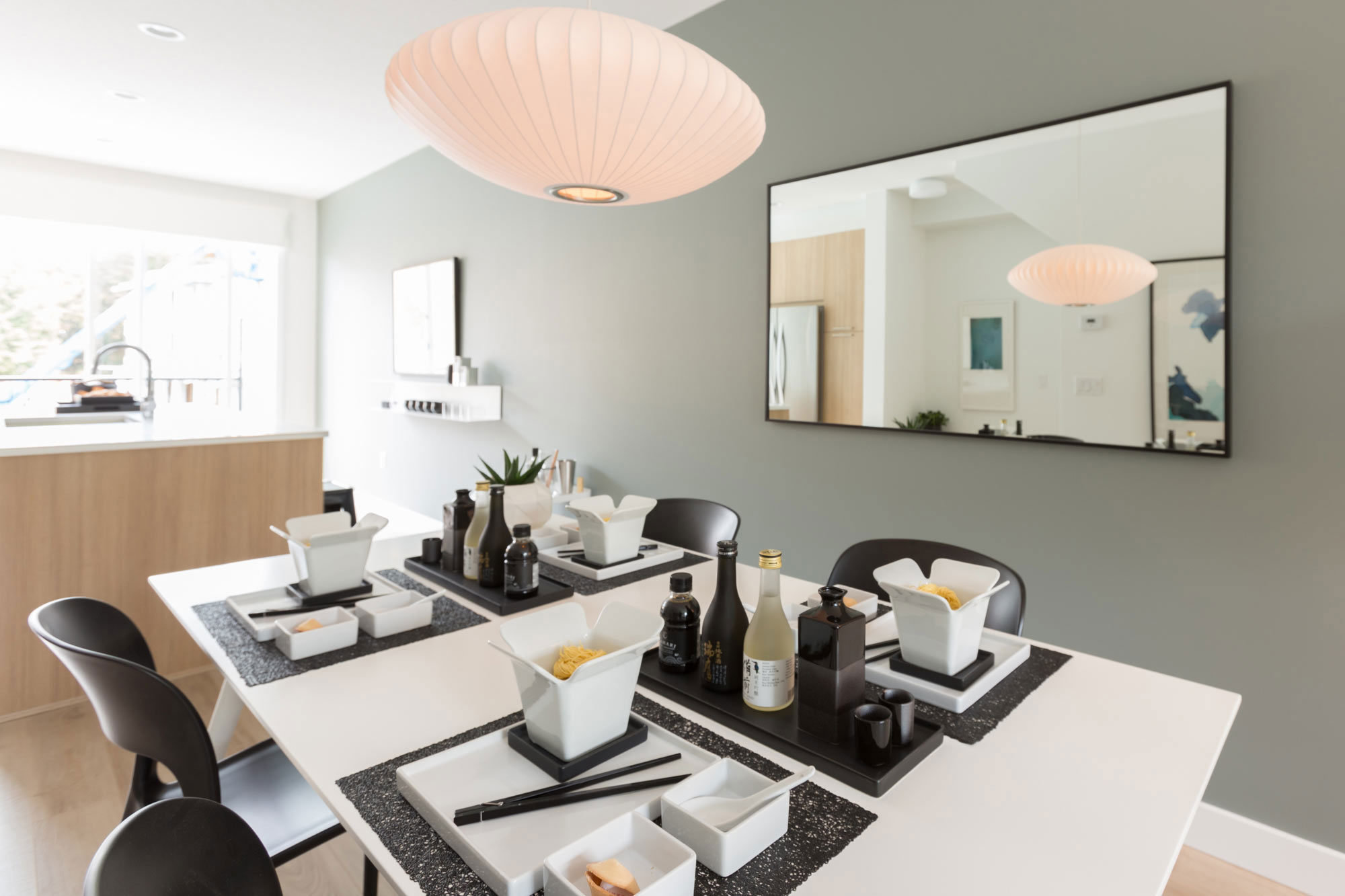 Display Home Dining Room!