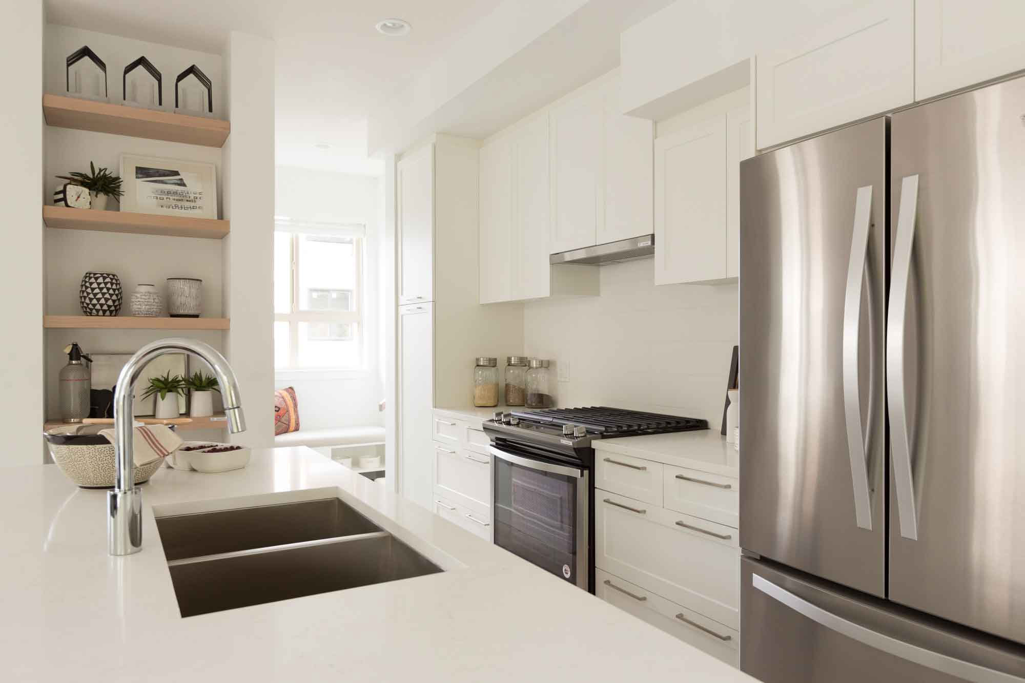 Display Home Stainless Steel Appliances!