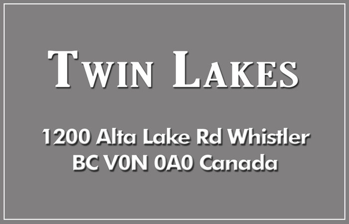 Twin Lakes 1200 ALTA LAKE V0N 0A0