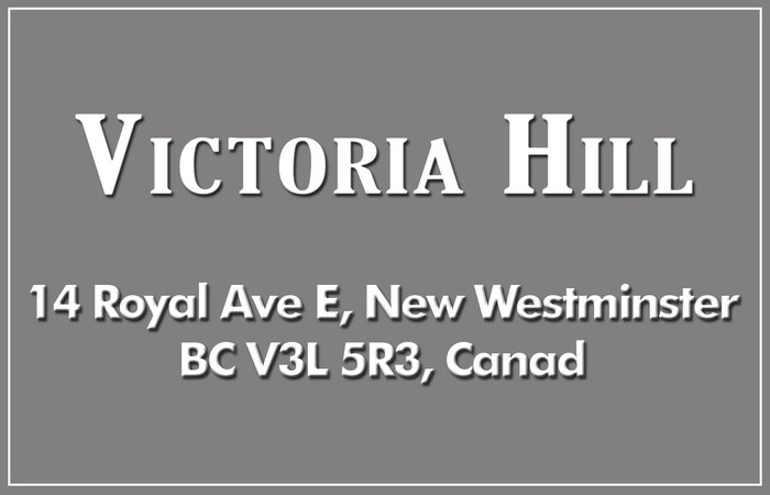 Victoria Hill 14 ROYAL V3L 5W5