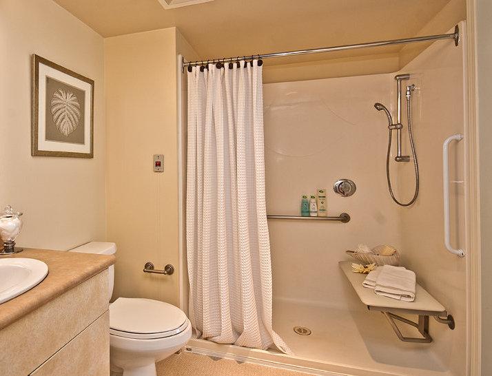 Summerhill Parc Typical Bathroom!