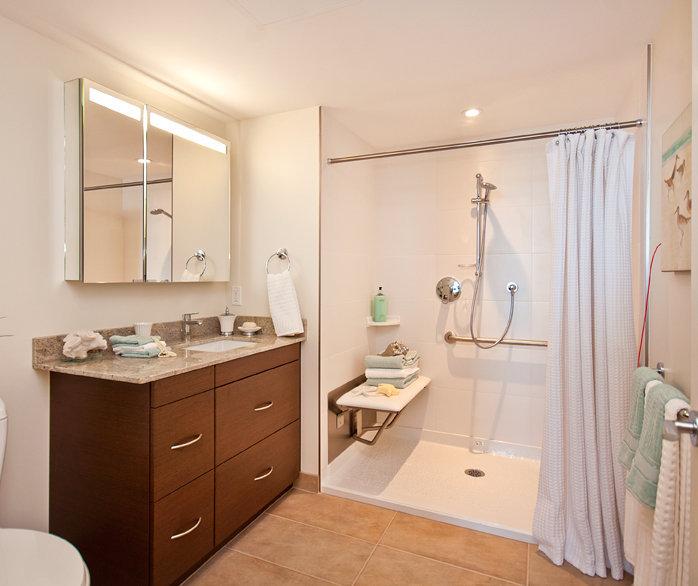 Westerleigh PARC Typical Bathroom!
