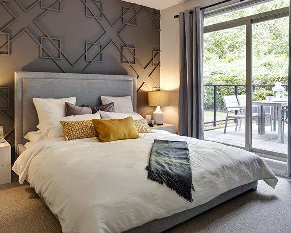 22 E Royal Avenue, New Westminster, BC V3L 0H1, Canada Bedroom!