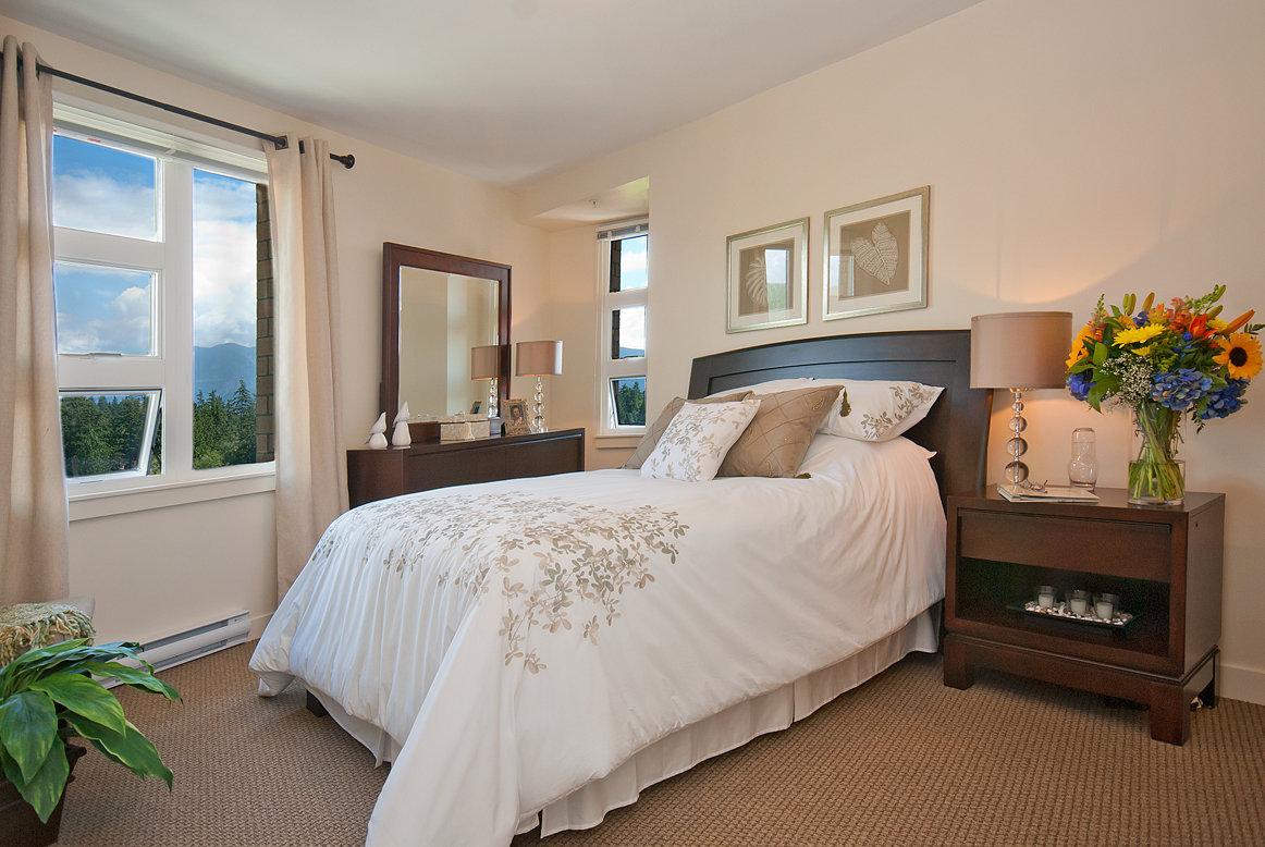 Cedar Springs Parc Typical Bedroom!