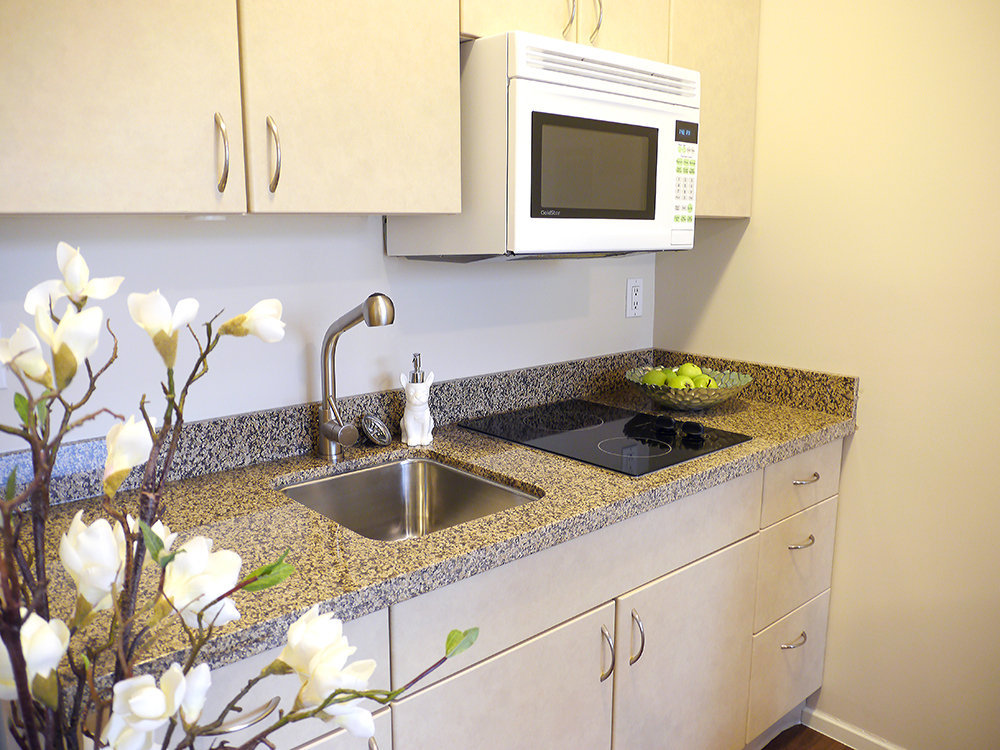 Summerhill Parc Suite Kitchen!