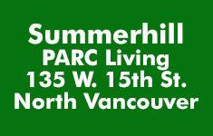 Summerhill Parc 135 15th V7M 1R7