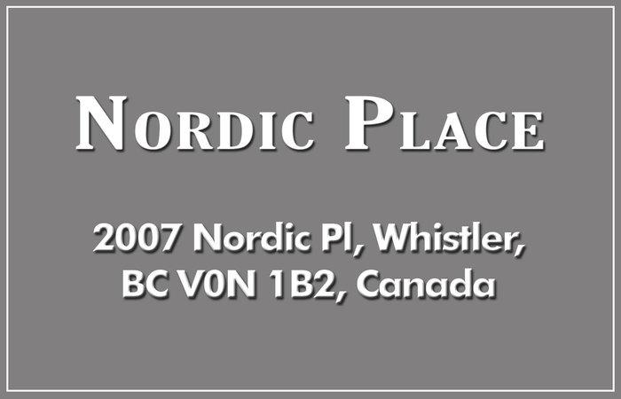Nordic Place 2007 NORDIC V0N 1B2