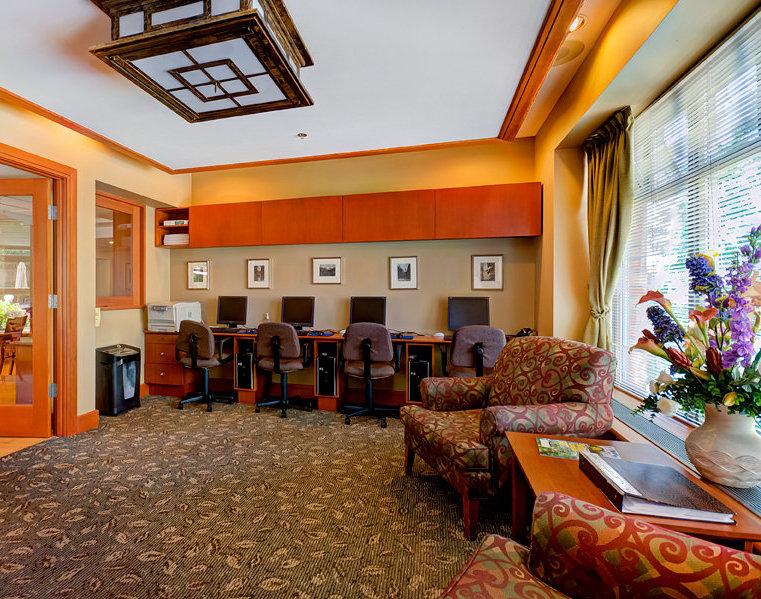 Summerhill Parc Meeting Room!