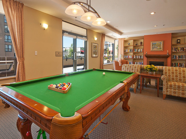Mulberry PARC Pool Room!