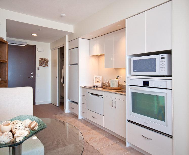 Westerleigh PARC  Resident Kitchen!
