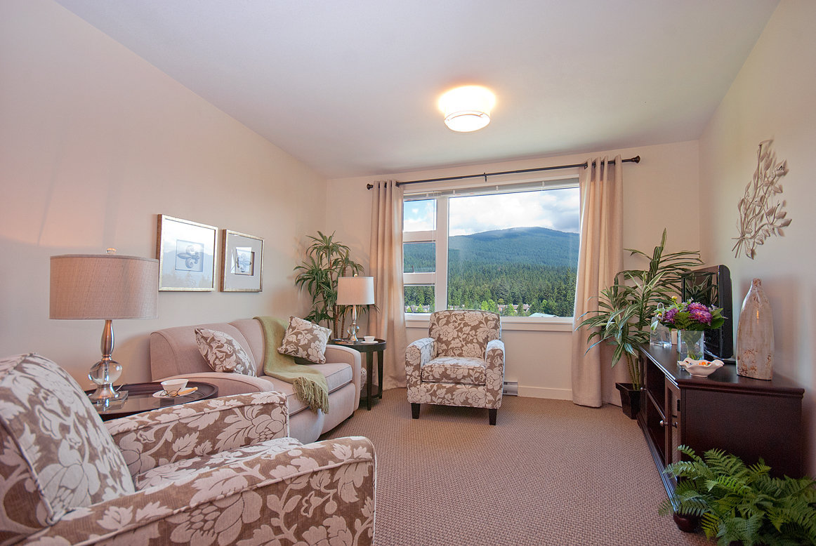 Cedar Springs Parc Resident Suite!