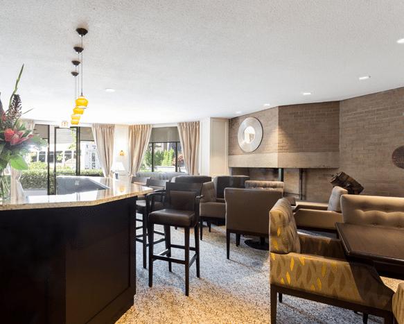 Arbutus Manor Lounge!