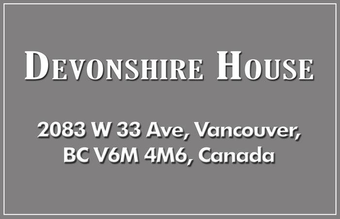 Devonshire House 2083 33RD V6M 4M6