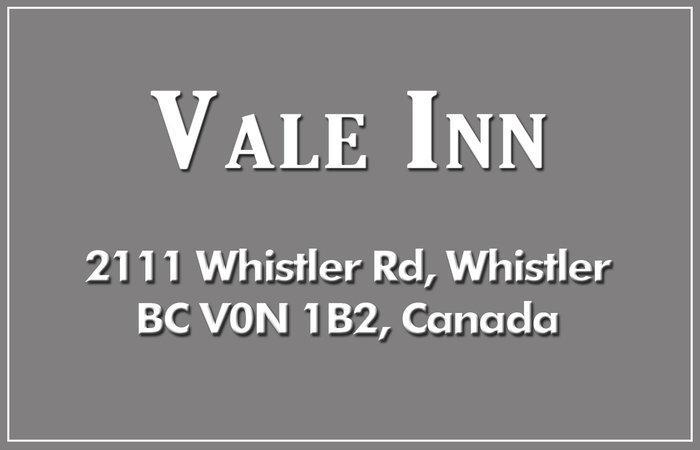 Vale Inn 2111 WHISTLER V0N 1B2