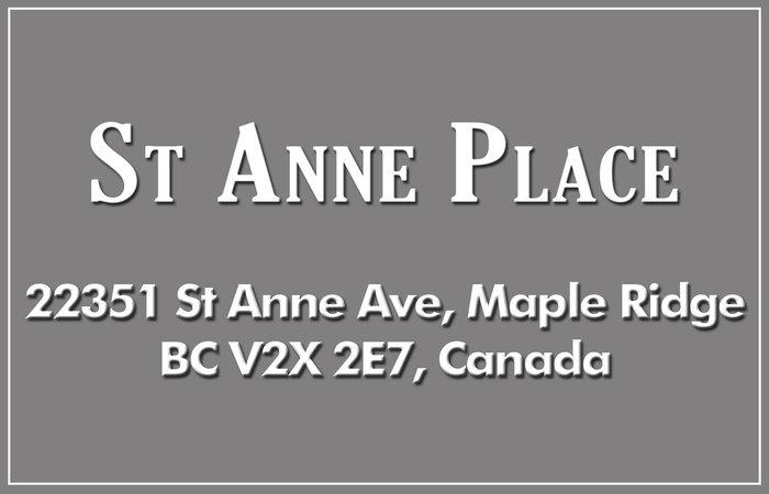St Anne Place 22351 ST ANNE V2X 2E7