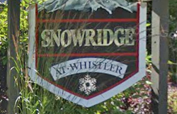 Snowridge 2544 SNOWRIDGE V0N 1B2