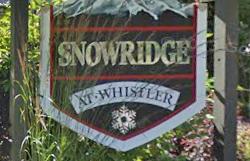 Snowridge 2548 SNOWRIDGE V0N 1B2