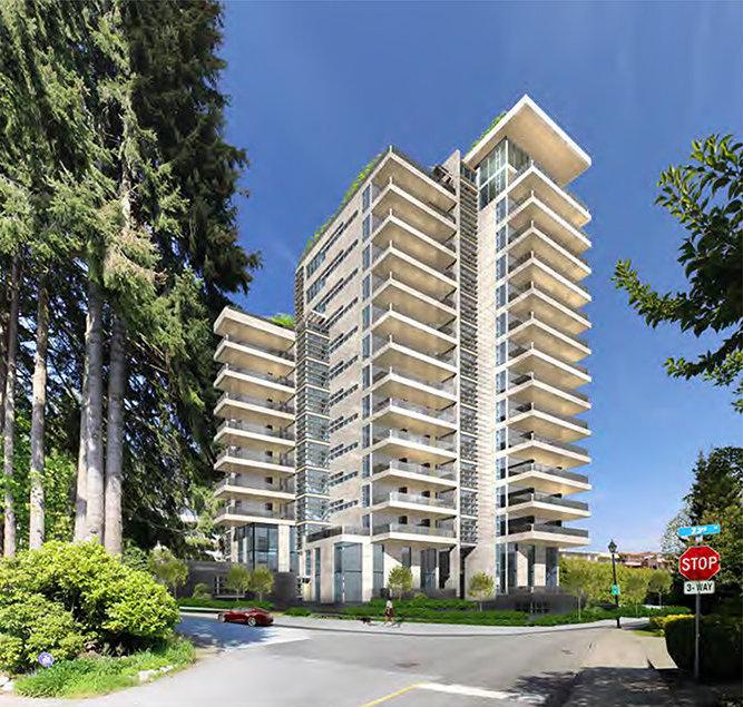 2299 Bellevue Ave, West Vancouver, BC V7V 1C9, Canada Rendering!