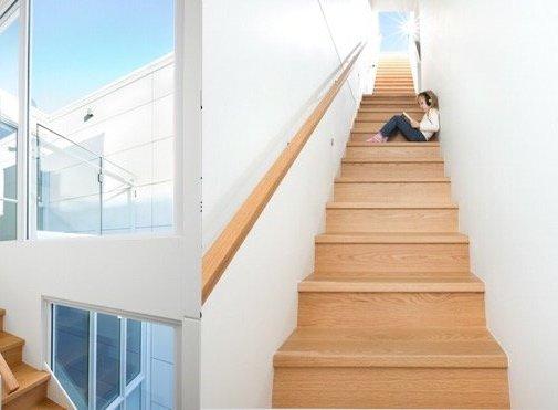 Six + Steel Interior Rendering!