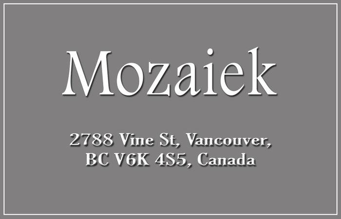 Mozaiek 2788 VINE V6K 4S5