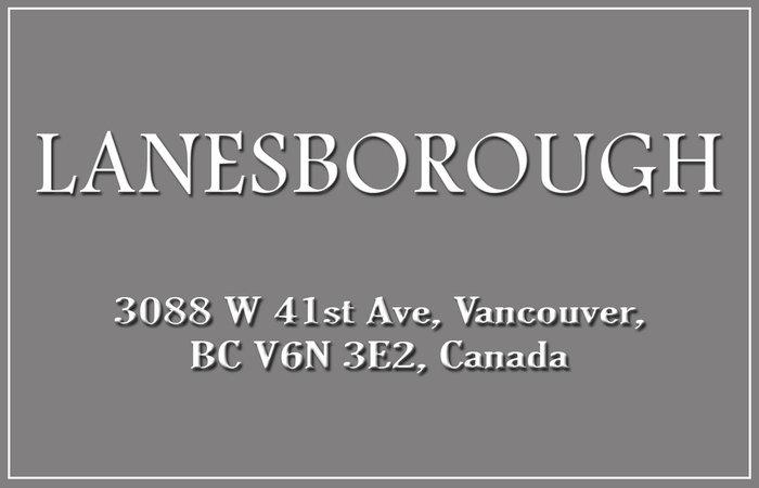 Lanesborough 3088 41ST V6N 3C9